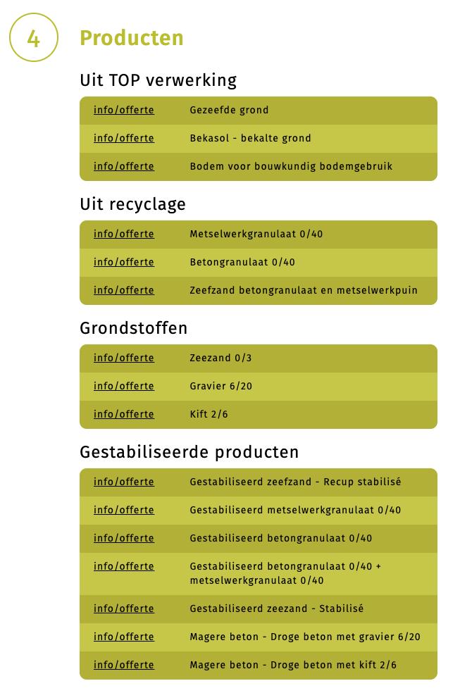 GV&T - Baanbrekend in recyclage detail