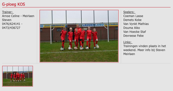 Olsene Sportief