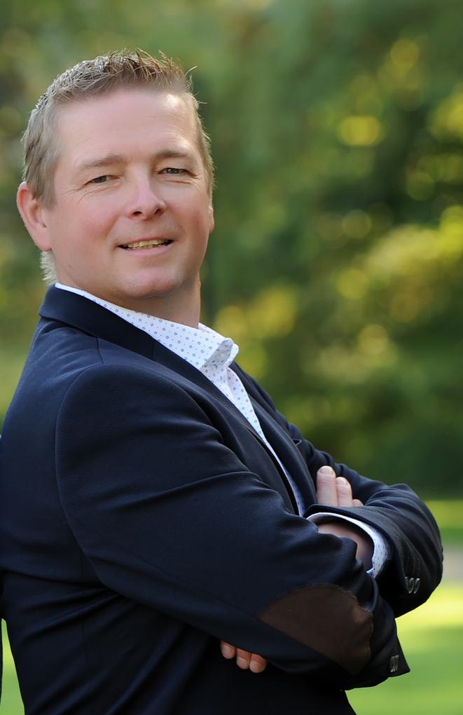 Pascal Mortier - zaakvoerder Interbiz bvba